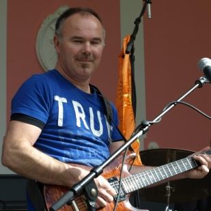 Docent MuziekBende: Arjan Buter